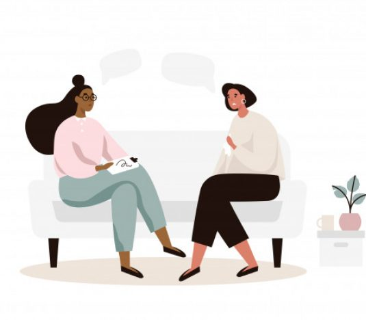 female-patient-with-psychologist-psychotherapist-sitting-sofa-psychotherapy-session-mental-health-depression-flat-illustration_106299-70